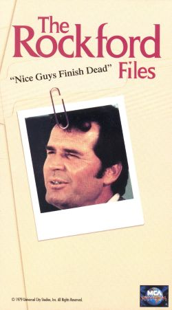 The Rockford Files: Nice Guys Finish Dead