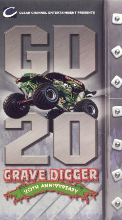 Grave Digger 20th Anniversary
