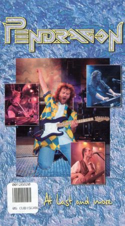 Pendragon: Live at Last and More