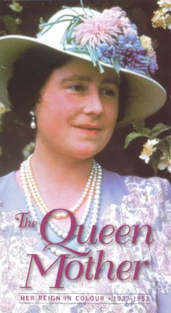 The Queen Mother: Her Reign in Colour