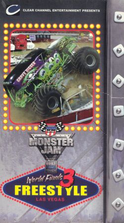 Monster Jam World Finals 3: Freestyle