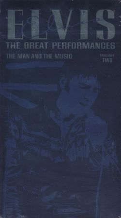 Elvis Presley: Great Performances, Vol. 2 - The Man and the Music