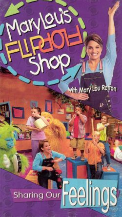 Mary Lou's Flip Flop Shop: Sharing Our Feelings
