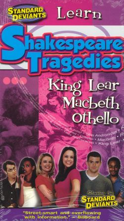 The Standard Deviants: Shakespeare Tragedies, Vol. 3