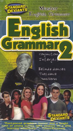 The Standard Deviants: English Grammar, Part 2