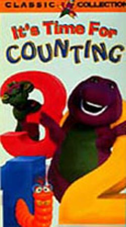 Barney: Time For Counting