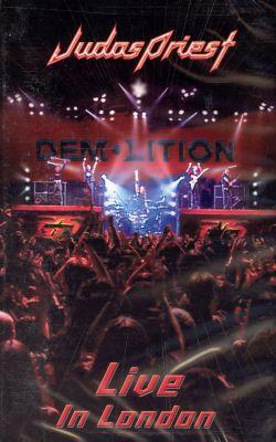 Judas Priest: Demolition - Live in London