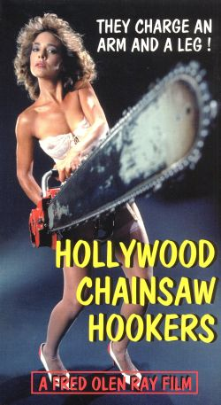 Stream Hollywood Chainsaw Hookers.