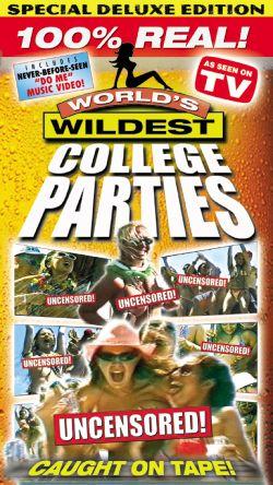 World's Wildest College Parties