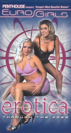 Penthouse: Euro Girls - Erotica Through the Ages