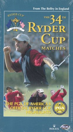 PGA: The 34th Ryder Cup Match