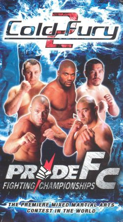 Pride Fighting Championships: Pride 18 - Cold Fury 2