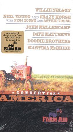 Farm Aid 2001: A Concert for America