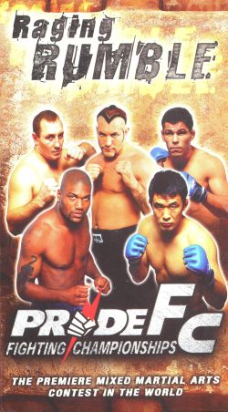 Pride Fighting Championships: Pride 15 - Raging Rumble