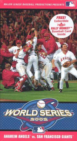 MLB: 2002 World Series - Anaheim Angels vs. San Francisco Giants