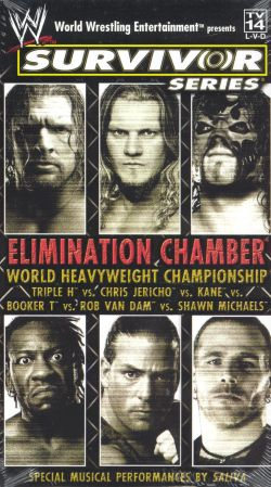 WWE: Survivor Series 2002 - Elimination Chamber