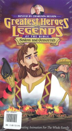 Greatest Heroes and Legends of the Bible: Sodom and Gomorah