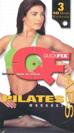 Quick Fix: Pilates Abs Workout