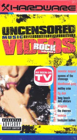 Hardware Music Videos: Rock, Vol. 1