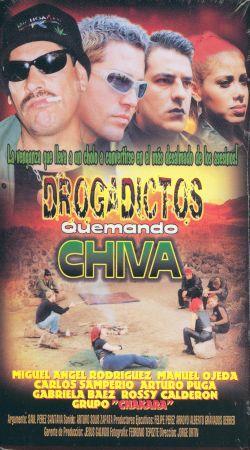 Los Drogadictos Quemando Chiva