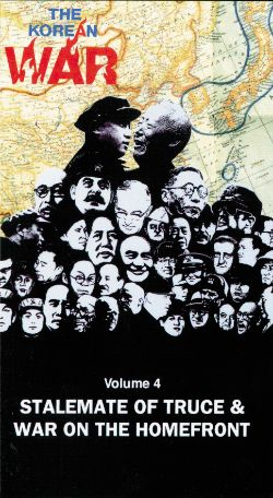 Korean War, Vol. 4: Stalemate of Truce & War on the Homefront