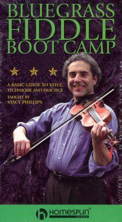 Bluegrass Fiddle Boot Camp