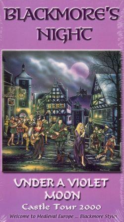 Blackmore's Night: Under a Violet Moon - Castle Tour 2000
