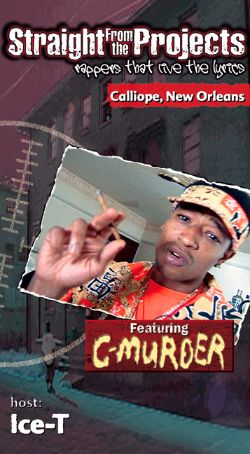 C-Murder: Straight From the Projects - Rappers That Live the Lyrics