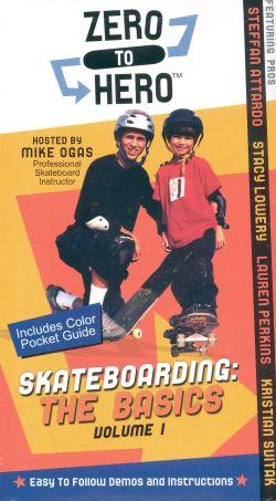Skateboarding, Vol. 1: The Basics