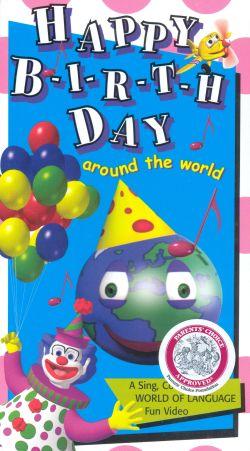Happy Birthday Around the World