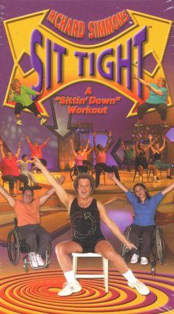 Richard Simmons: Sit Tight - A Sittin' Down Workout