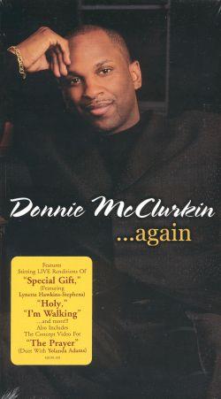 Donnie McClurkin Again