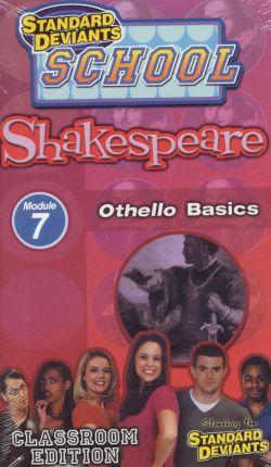 Standard Deviants School: Shakespeare, Program 7 - Othello Basics