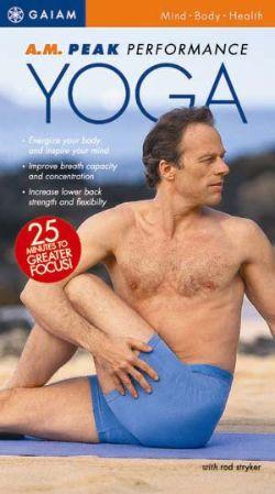 A.M. Peak Performance Yoga for Focus