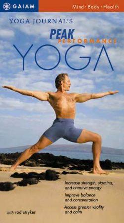 Yoga Journal's Peak Performance Yoga