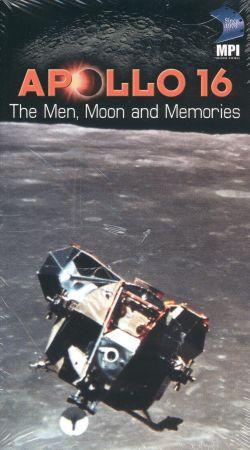 Apollo 16: The Men, Moon and Memories