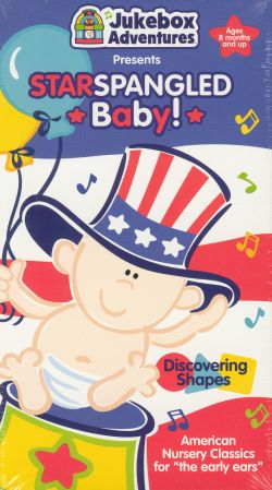 Star Spangled Baby! Discovering Shapes