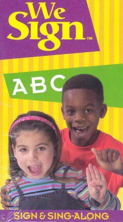 We Sign: ABC