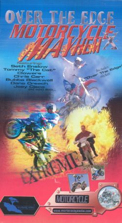 Over the Edge: Motorcycle Mayhem X
