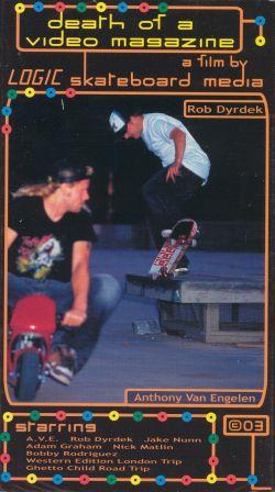 Logic Skateboard Media #13: Death of a Video Magazine