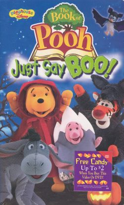 The Book of Pooh: Just Say Boo!