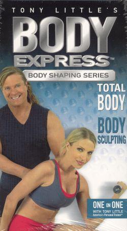 Tony Little: Body Express - Total Body, Body Sculpting