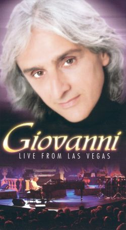 Giovanni: Live From Las Vegas