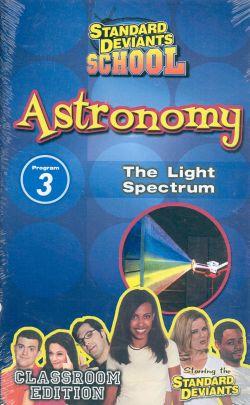 Standard Deviants School: Astronomy, Program 3 - The Light Spectrum