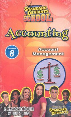 Standard Deviants School: Accounting, Program 8