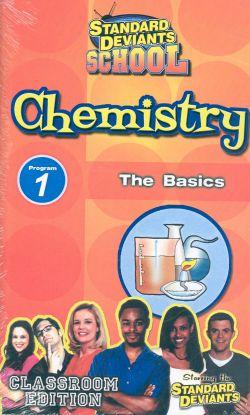 Standard Deviants School: Chemistry, Program 1