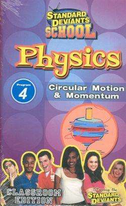 Standard Deviants School: Physics, Program 4 - Circular Motion and Momentum