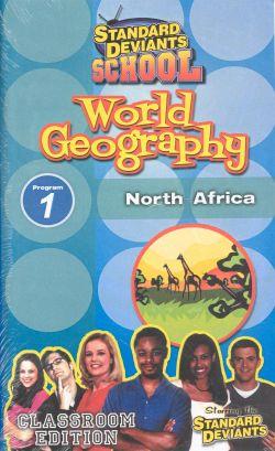 Standard Deviants School: World Geography, Program 1 - North Africa