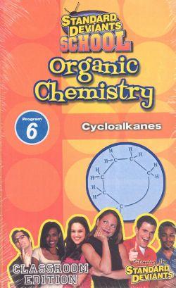Standard Deviants School: Organic Chemistry, Program 6 - Cycloalkalkanes