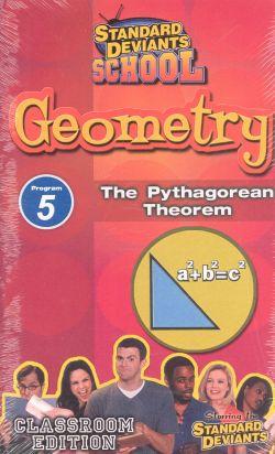 Standard Deviants School: Geometry, Program 5 - The Pythagorean Theorem